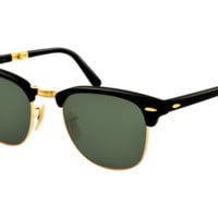 Ray-Ban RB2176 Folding Clubmaster ® Sunglasses