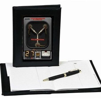 Back To The Future Flux Capacitor Leatherette notebook Phone address Diary book