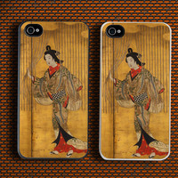 Beauty Japanese Geisha Custom IPhon.. on Luulla