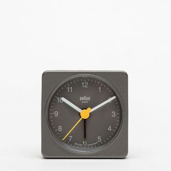 Braun BNC002 Clock in Grey