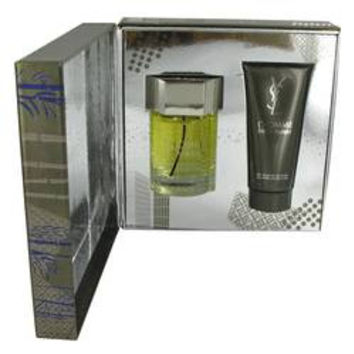 Lhomme Gift Set By Yves Saint Laurent