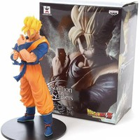 Banpresto Dragon Ball Z Super Saiyan Future Gohan Model
