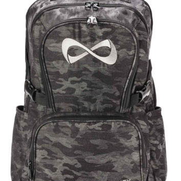 Nfinity Camo Backpack | Cheer Backpacks | Team Cheer