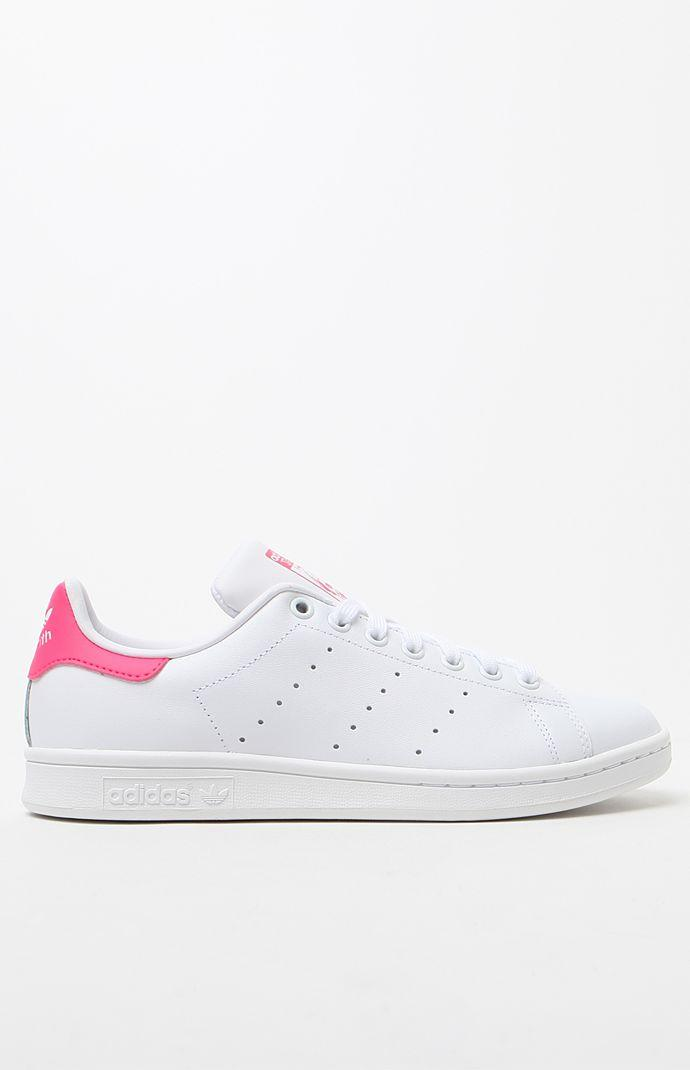 adidas Shoe Chaos Stan Smith Low-Top Sneakers - Womens Shoes - White c29e2f535