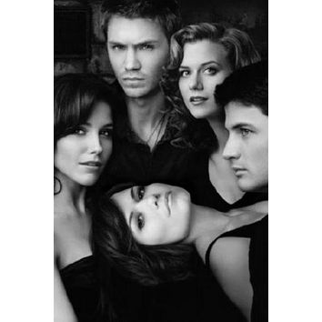 """One Tree Hill Poster Black and White Poster 16""""x24"""""""