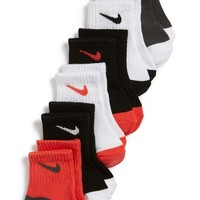 Nike Socks (6-Pack) (Baby, Walker & Toddler) | Nordstrom