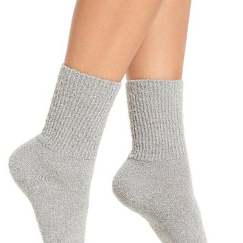 Free People Cece Sparkle Socks | Nordstrom