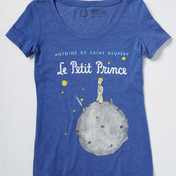 Novel Tee T-Shirt in Prince