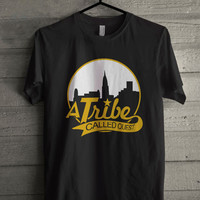A Tribe Called Quest City Skyline Black T-shirt Size S-5XL