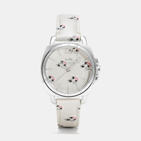 BOYFRIEND SMALL STAINLESS STEEL STRAP WATCH