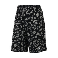 Jordan Elephant Print Fleece Men's Shorts, by Nike