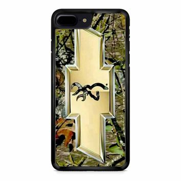 Camo Browning Chevrolet Cocoyua 2 iPhone 8 Plus Case