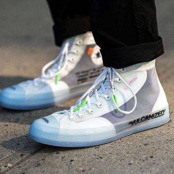 Off White X Converse Chuck Taylor All Star 1970s Sneaker