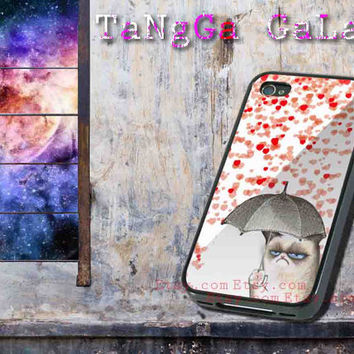iphone case,Grumpy Cat umbrella,iphone 5 case,iphone 4/4s case,samsung s3,s4 case,accesories,cell phone,hard plastic.