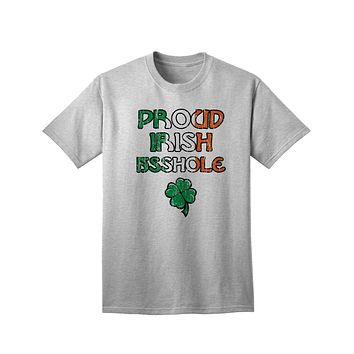 St. Patrick's Day Adult Unisex T-Shirt - Many Fun Designs to Choose From!