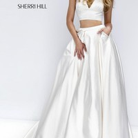 Sherri Hill 50053 Sherri Hill Prom Dresses Shop Z Couture for the latest Prom 2016 Dresses.