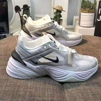 Nike x Off White Air Monarch The M2K Tekno Women Running Sport Shoes Sneakers