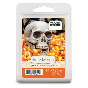 Creepy Candy Corn Fragrance Wax Cubes