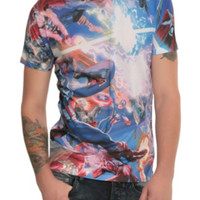 Marvel Secret Wars Alex Ross T-Shirt