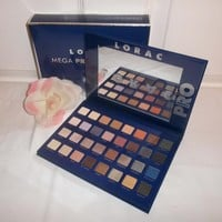 LORAC MEGA PRO PALETTE2 32-color Eye Shadow [10975215436]