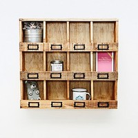 Collector Wall Shelf - Urban Outfitters