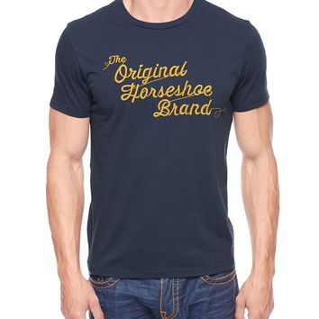True Religion Original Horseshoe Brand Mens T-shirt - River