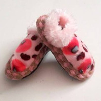 Knit Slipper Socks Slippers Soft and Comfortable Indoor Slippers House Shoes Fuzzy Slippers Non Slip Grips