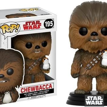 Funko Pop! Star Wars: The Last Jedi - Chewbacca