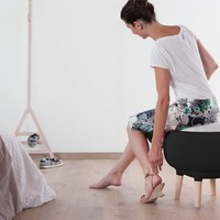 Design Pouf CORA | buy online on Formabilio