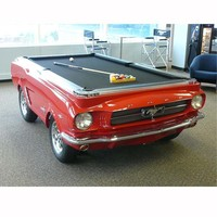 1965 Mustang Pool Table