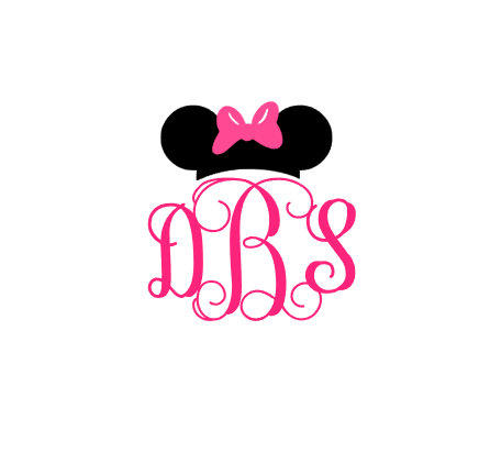 Minnie Mickey Mouse Decal Minnie Mickey From