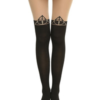 Harry Potter Deathly Hallows Tights
