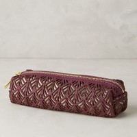 Lasercut Pencil Pouch by Anthropologie