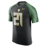 Nike College Dri-FIT New Day Number (Oregon) Men's T-Shirt