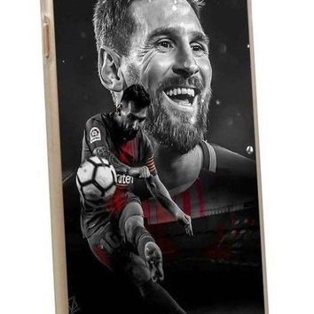 New Lionel Messi Soccer Football Shirt Stud Hard Cover Case For iPhone Huawei