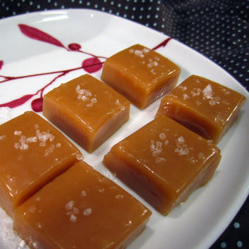 Fleur de Sel Caramels by Dorian O'Connell from dorianoconnell on