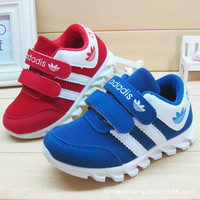 Kids Shoes New Arrived Spring Autumn High Quality Breathable Canvas Shoes for Boys and Girls Sports Children's Shoes 2 Colors