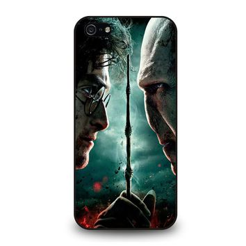 HARRY POTTER AND THE DEATHLY HALLOWS iPhone 5 / 5S / SE Case