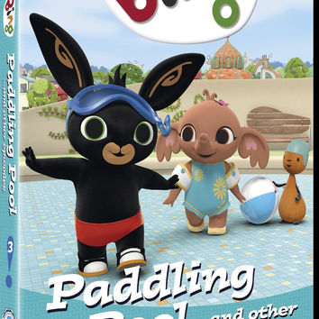 Bing - Paddling Pool And Other Episodes [DVD]