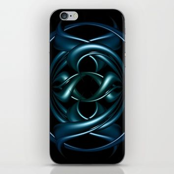 Circle of life II iPhone & iPod Skin by VanessaGF | Society6
