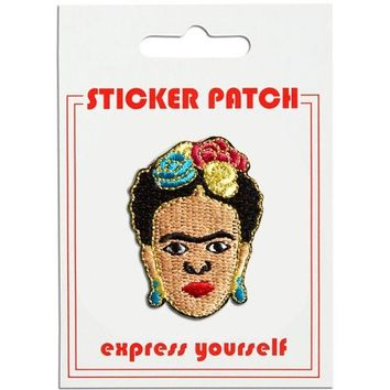 THE FOUND STICKER PATCH - FRIDA