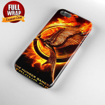 The Hunger Games Catching Fire Full Wrap Phone Case For iPhone, iPod, Samsung, Sony, HTC, Nexus, LG, and Blackberry