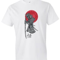 Red Moon Knight T-shirt - Trending Topic T-shirts