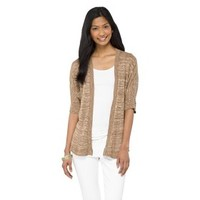 Mossimo Supply Co. Junior's Open Stitch Cardigan - Assorted Colors