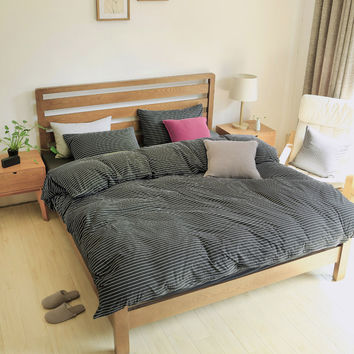 Bedroom Hot Deal On Sale Knit Bedding Set [11641279183]