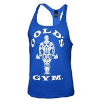 PF Gold's Gym Mens Tank Top Racer Y Back