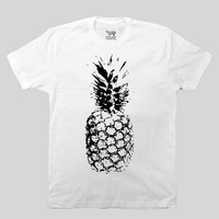 Pineapple shirt, Fashion Unisex Shirt - Screen Printed T-Shirt