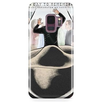 A Day To Remember Homesick Special Edition Samsung Galaxy S9 Plus Case | Casefantasy
