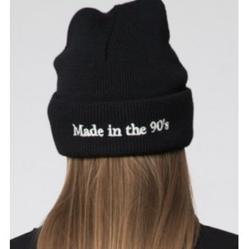 """Made In The 90's"" Beanie"