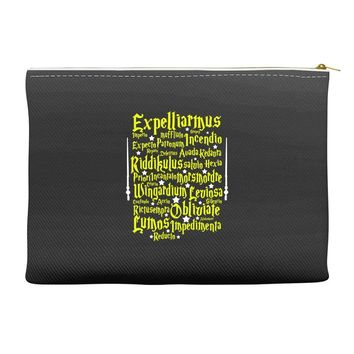 Expelliarmus Harry Potter Spell Accessory Pouches